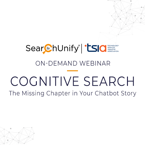 Cognitive Search - The Missing Chapter in Your Chatbot Story